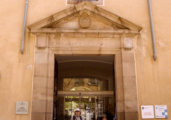 Hospital de Sant Jaume i Santa Santa Magdalena de Mataró